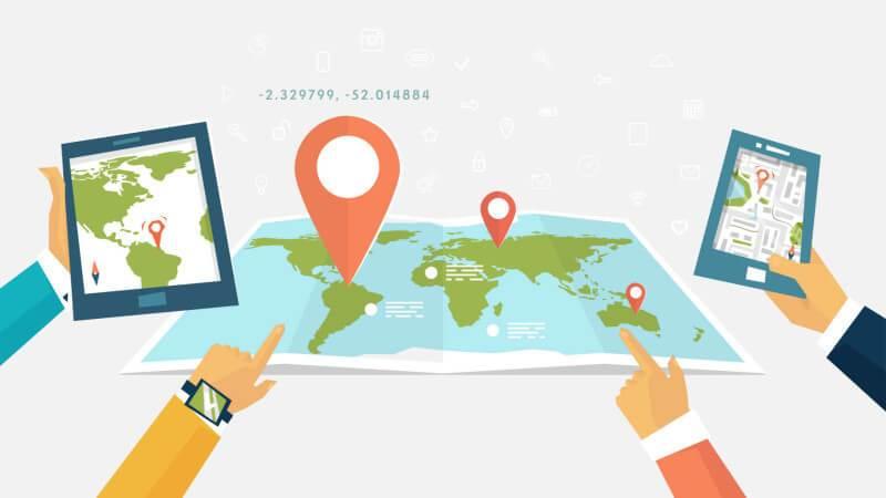 strategi memilih lokasi usaha